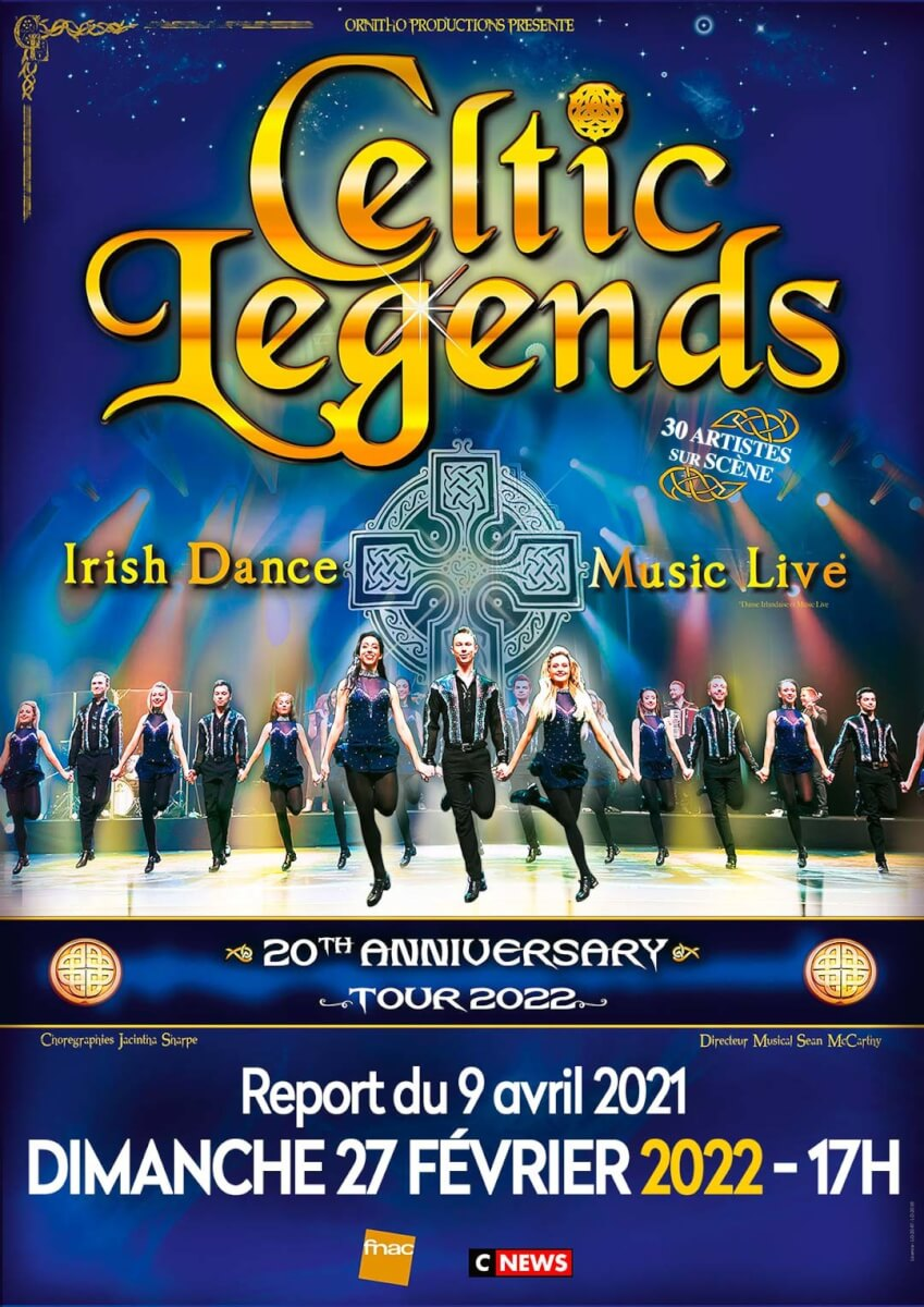 CELTIC LEGENDS : 20th ANNIVERSARY TOUR