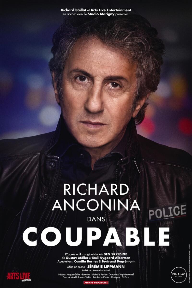 Richard ANCONINA dans COUPABLE
